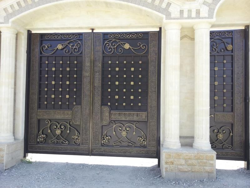 Самая красивая ворота в мире, красивые ворота в России, красивые ворота в